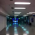 深夜の関西空港