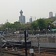 通天閣と天王寺公園