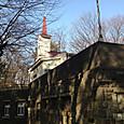 箱根山の教会