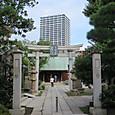 佃島の神社