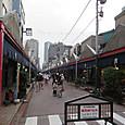 月島商店街