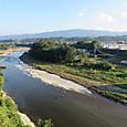 鏑川の流れ