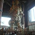奈良大仏仁王像